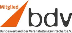 Logo bdv-Mitglied